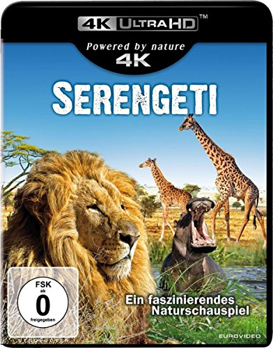 Serengeti - 4k Ultra HD Blu-ray