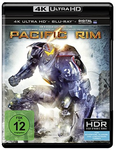 Pacific Rim - Ultra HD Blu-ray [4k + Blu-ray Disc]