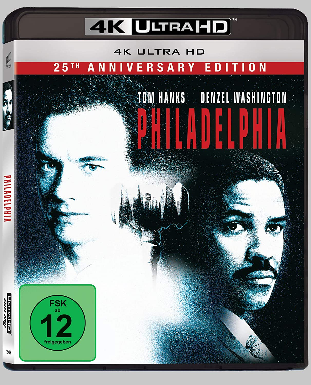 Philadelphia  - 4K Ultra HD [UHD + Blu-ray Disc]