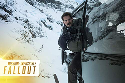 Mission: Impossible 6 – Fallout – Ultra HD [4k + Blu-ray Disc] - 4