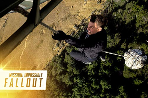 Mission: Impossible 6 – Fallout – Ultra HD [4k + Blu-ray Disc] - 9