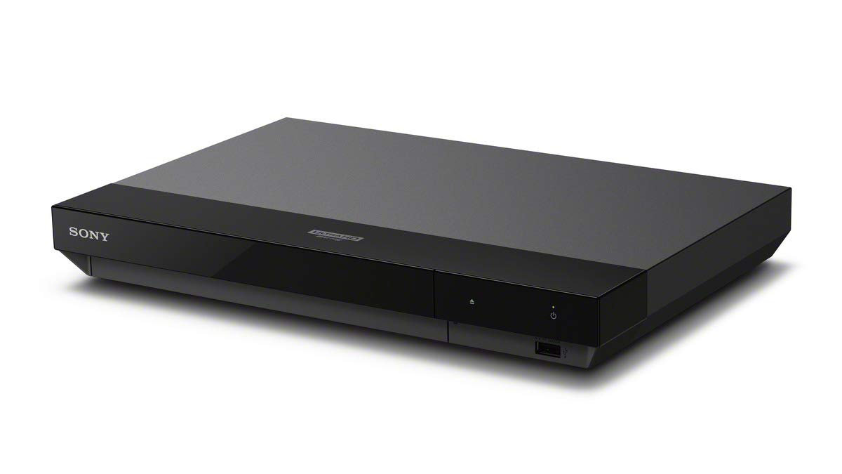 Sony UBP-X500 - Ultra HD Blu-ray Disc Player