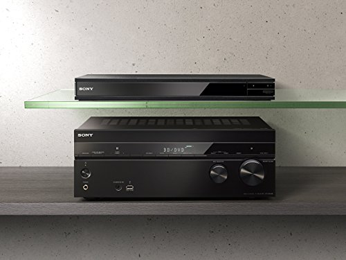 Sony UBP-X800 – Ultra HD Blu-ray Disc Player - 12