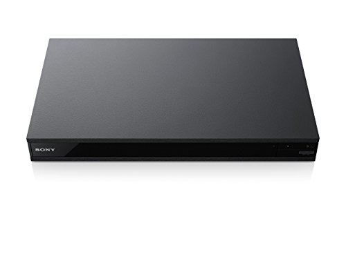 Sony UBP-X800 – Ultra HD Blu-ray Disc Player - 10