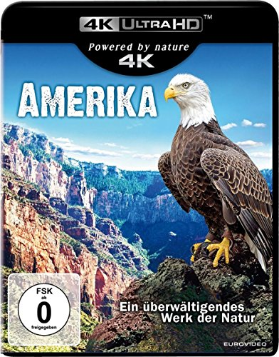 Amerika - 4k Ultra HD Blu-ray