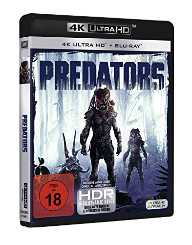 Predators – Ultra HD Blu-ray [4k + Blu-ray Disc] - 2