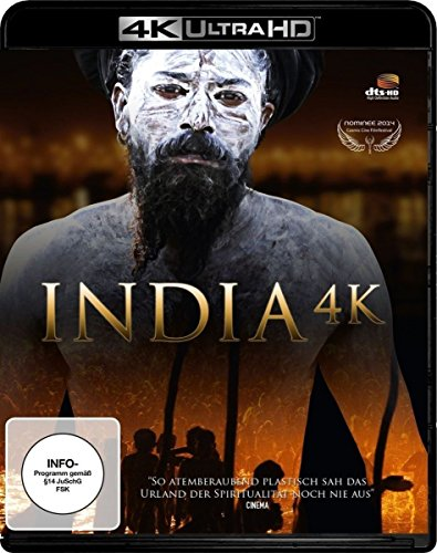 India 4K - Special Edition - 4K Blu-ray (UHD + Blu-ray Disc + 3D)