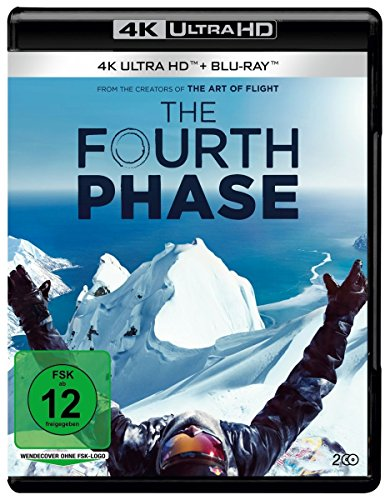 The Fourth Phase - 4K Ultra HD [UHD + Blu-ray Disc]