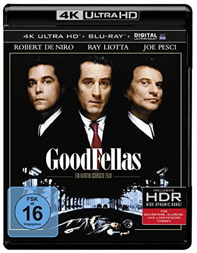 Good Fellas - 4K Ultra HD [UHD + Blu-ray Disc]