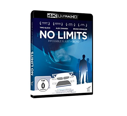 No Limits - Impossible is just a word - 4K Blu-ray (UHD Blu-ray Disc)
