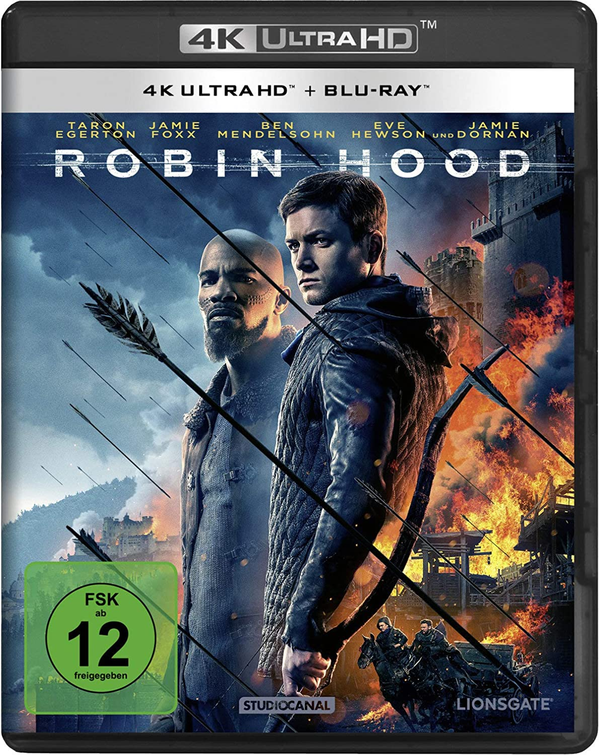 Robin Hood (2018) - Ultra HD Blu-ray [4k + Blu-ray Disc]