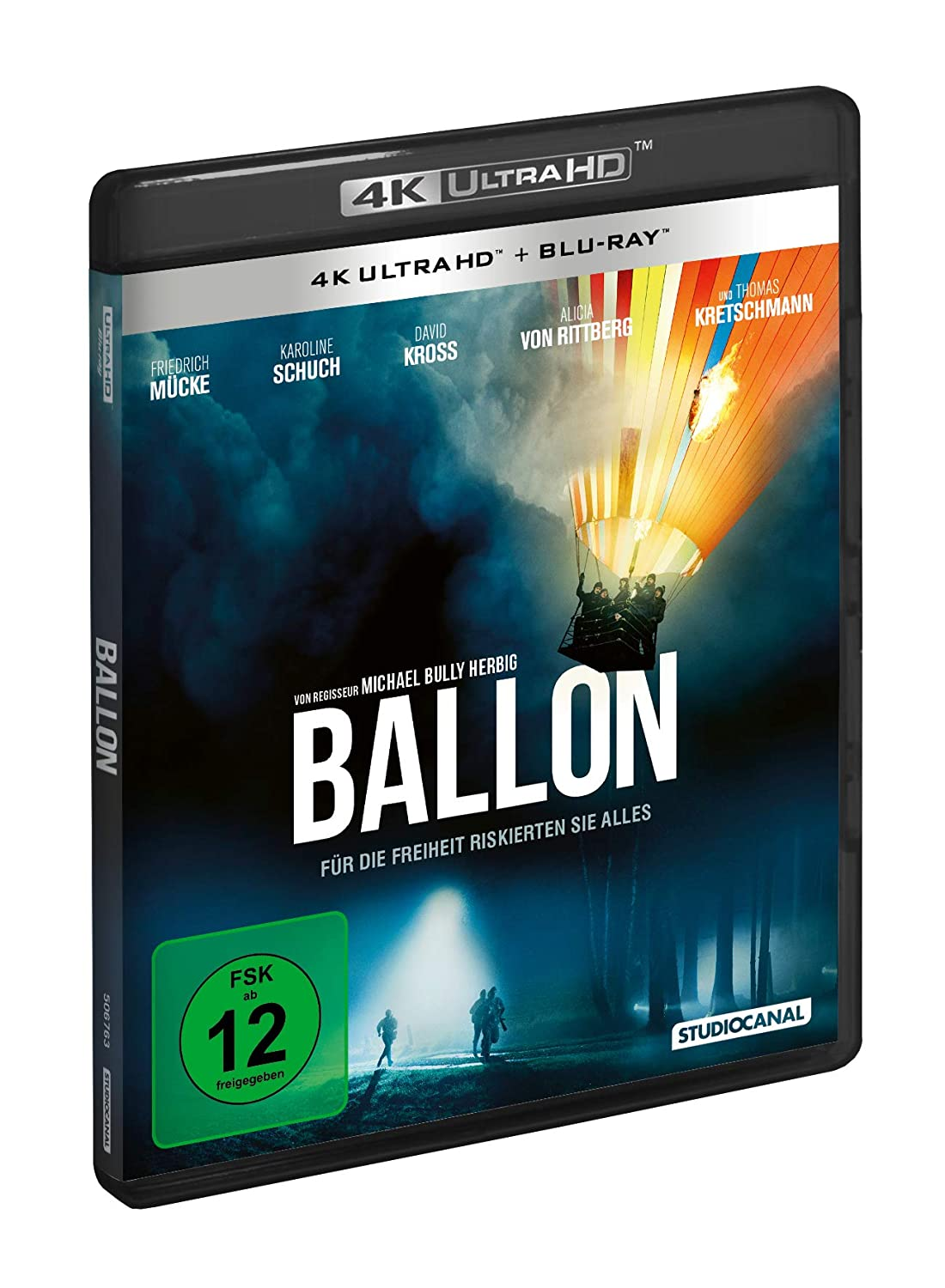Ballon - 4K Ultra HD [UHD + Blu-ray Disc]