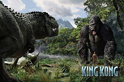King Kong (2005) – Ultra HD Blu-ray [4k + Blu-ray Disc] - 7