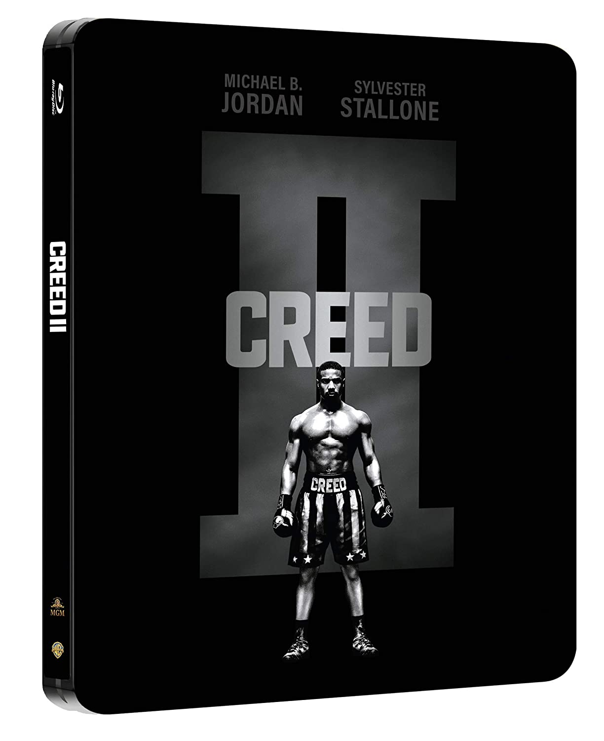Creed II: Rocky's Legacy (Exklusiv Steelbook) - Ultra HD Blu-ray [4k + Blu-ray Disc]