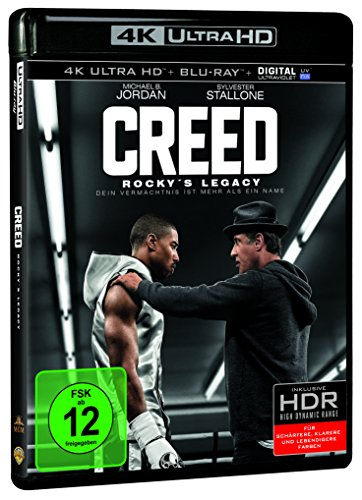 Creed: Rocky's Legacy – Ultra HD Blu-ray [4k + Blu-ray Disc] - 2