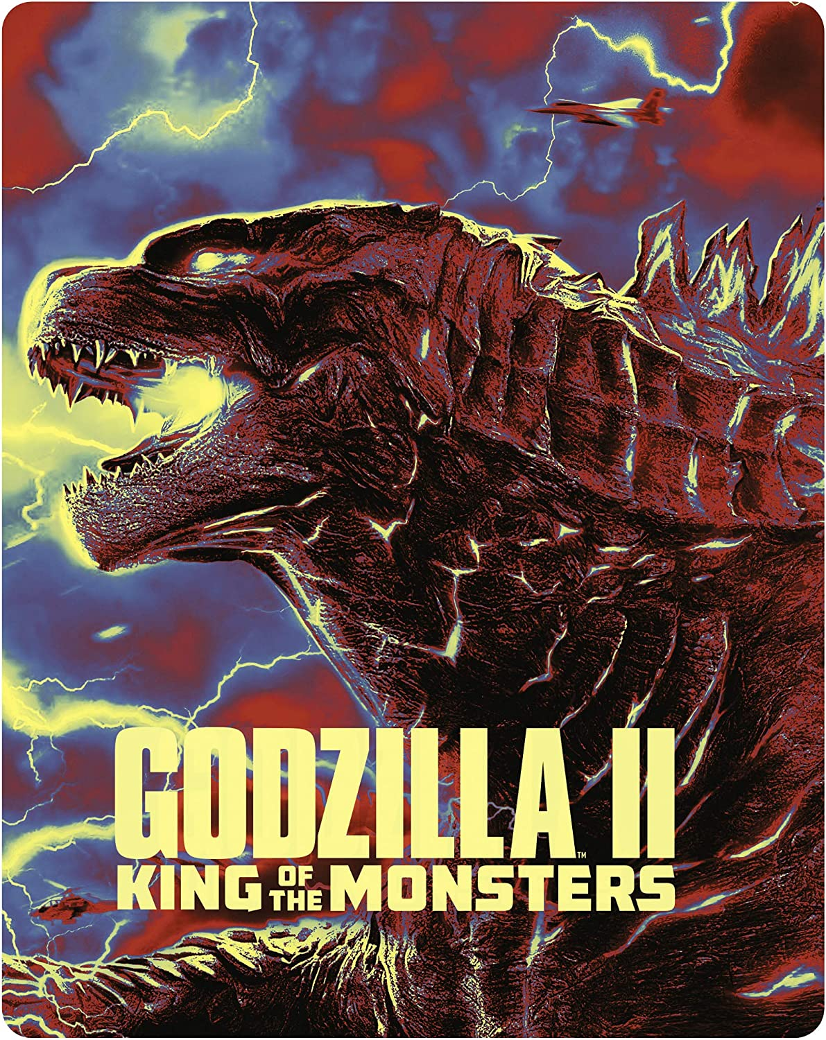 Godzilla II: King of the Monsters (Steelbook) - 4K Ultra HD [UHD + Blu-ray Disc]