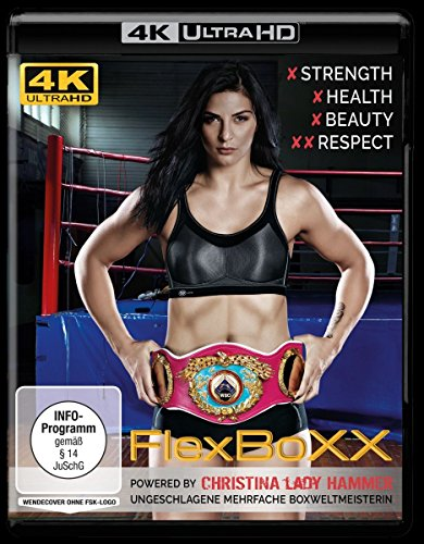 FlexBoxx powered by Christina Hammer - 4k Ultra HD Blu-ray