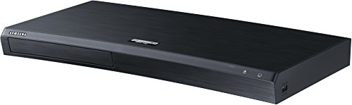 Samsung UBD-M9500 – Ultra HD Blu-ray Disc Player (Curved) - 3
