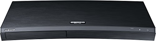 Samsung UBD-M9500 – Ultra HD Blu-ray Disc Player (Curved) - 4
