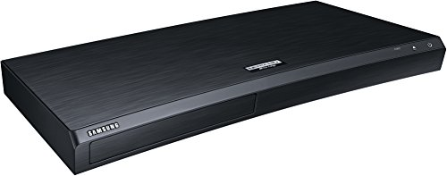 Samsung UBD-M9500 – Ultra HD Blu-ray Disc Player (Curved) - 5
