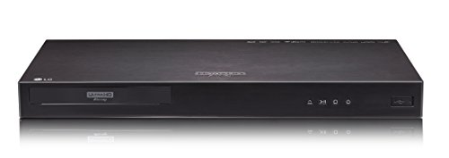 LG UP970 (Dolby Vision) - Ultra HD Blu-ray Disc Player