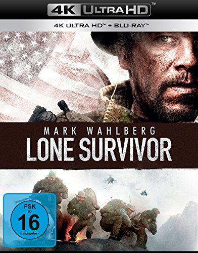 Lone Survivor - 4K Ultra HD [UHD + Blu-ray Disc]