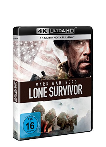 Lone Survivor – Ultra HD Blu-ray [4k + Blu-ray Disc] - 2