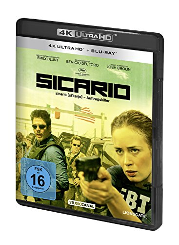Sicario – Ultra HD Blu-ray [4k + Blu-ray Disc] - 2