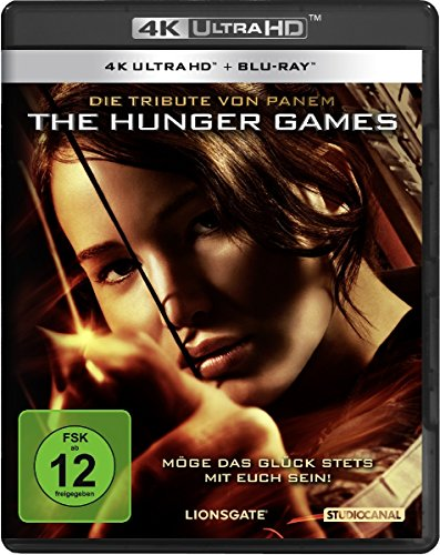Die Tribute von Panem: The Hunger Games - 4K Ultra HD [UHD + Blu-ray Disc]