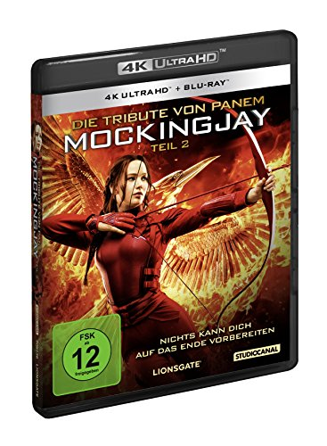 Die Tribute von Panem: Mockingjay 2 – Ultra HD Blu-ray [4k + Blu-ray Disc] - 2