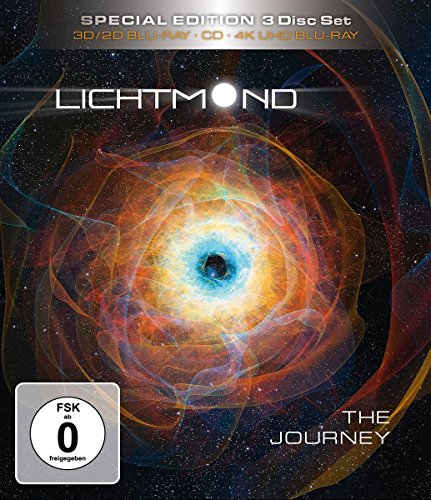 Lichtmond: The Journey (Special Edition) - 4K Ultra HD [UHD + 3D + Blu-ray Disc]
