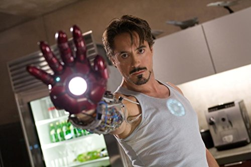 Iron Man – Ultra HD Blu-ray [4k + Blu-ray Disc] - 2