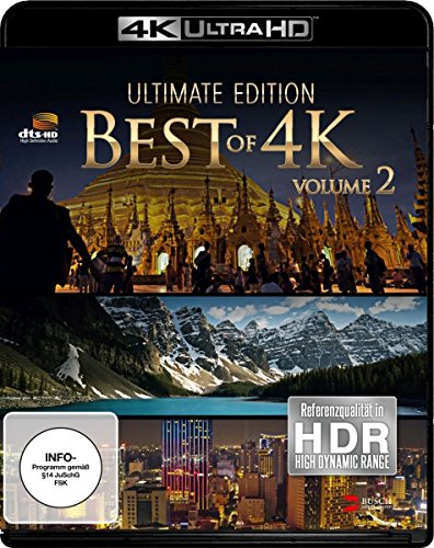 Best of 4K: Ultimate Edition 2 - 4K Blu-ray (UHD Blu-ray Disc)