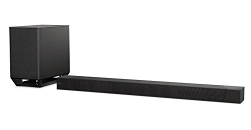 Sony HT-ST5000 7.1 Kanal Soundbar mit Dolby Atmos (800W, High-Resolution Audio,...