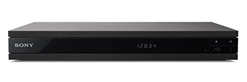 Sony UHP-H1 3D Blu-ray und DVD Player mit High-Resolution Audio, kabelloser...