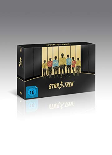 Star Trek - 50th Anniversary Collection [B[Blu-ray]L[Limited Edition]</a>         <div class=