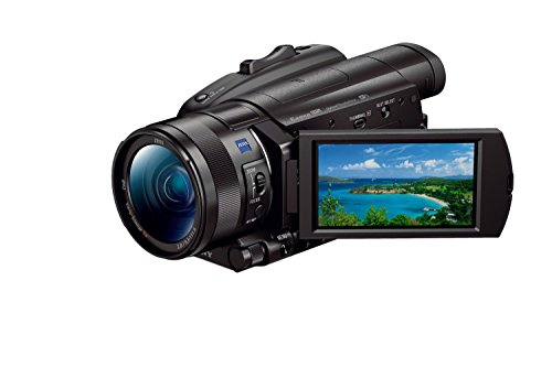 """Sony FDR-AX700 4K HDR Ultra-HD-Camcorder (1 Zoll Exmor RS Stacked Sensor, 3,5""""..."""
