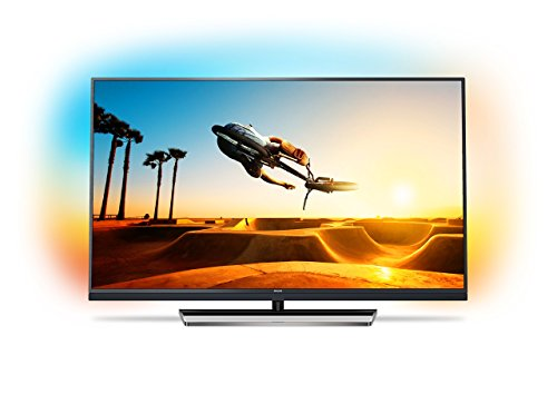 Philips 49PUS7502/12 123cm (49 Zoll) LED-Fernseher (Ultra-HD, Smart TV, Android,...