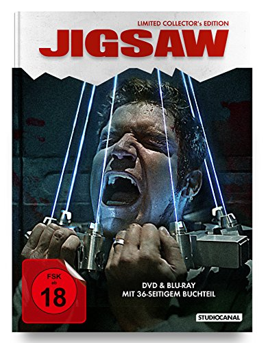 Jigsaw / Limited Collector's Edition [DVD und Blu-ray]