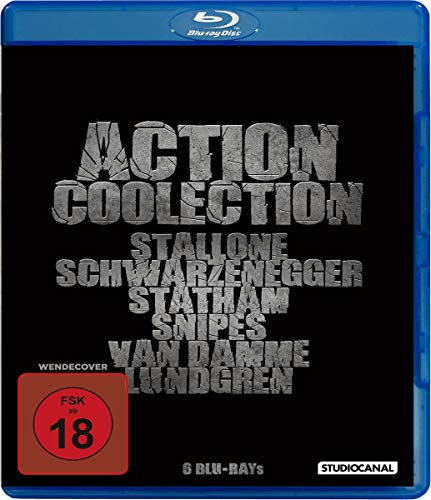 Action Coolection [Blu-ray]