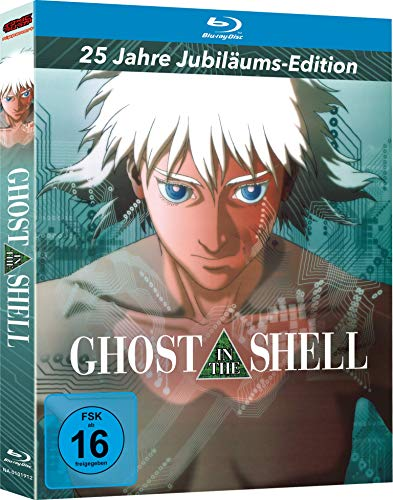 Ghost in the Shell - The Movie - [Blu-ray] Mediabook