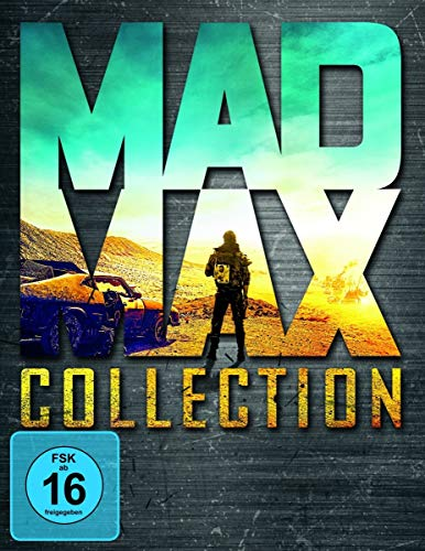 Mad Max - Collection [Blu-ray]