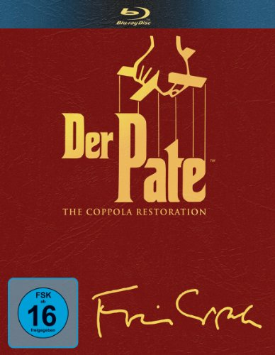 Der Pate - The Coppola Restoration [Blu-ray]