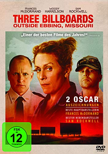Three Billboards Outside Ebbing, Missouri [DVD]