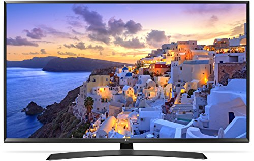 LG 55UJ635V 139 cm (55 Zoll) Fernseher (Ultra HD, Triple Tuner, Active HDR,...