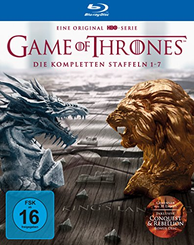 Game of Thrones: Die kompletten Staffeln 1-7 als Digipack (exklusiv bei...