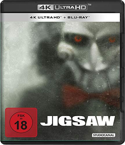 Jigsaw / 4K Ultra HD [Blu-ray]