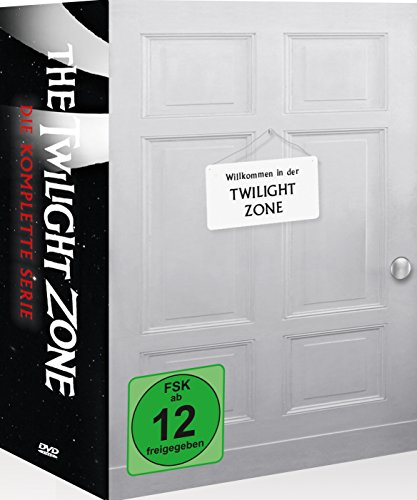 The Twilight Zone - Die komplette Serie [30 DVDs] (exklusiv bei Amazon.de)