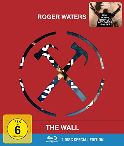 Roger Waters The Wall - Special Edition - Dolby Atmos (Blu-ray) [Limited...