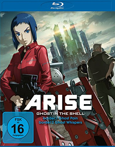 Ghost in the Shell - ARISE: border: 1+2 [Blu-ray]